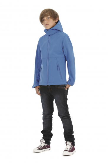 Hooded Softshell/kids