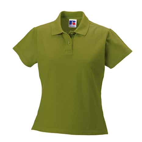 Ladies Ultimate Cotton Polo